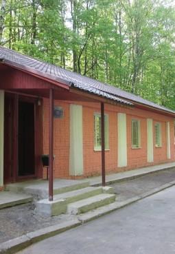 Молодинская сельская библиотека