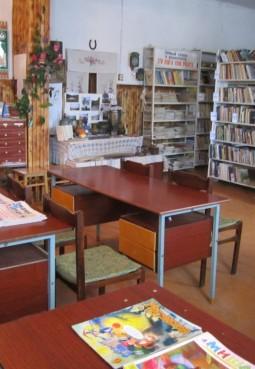 Селиваниховская сельская библиотека-филиал