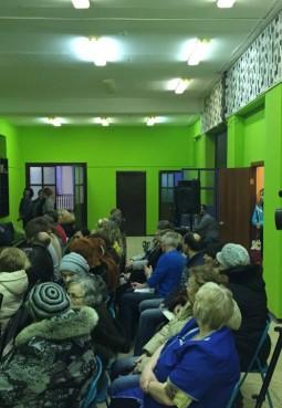 Поваровский культурный центр