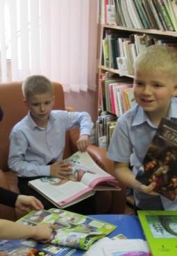Химкинская центральная детская библиотека
