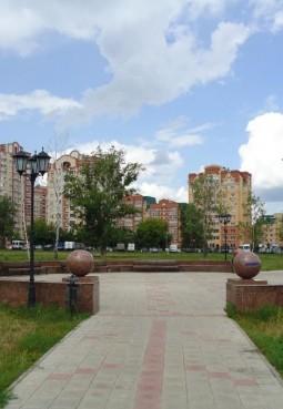 Парк культуры и отдыха г. Долгопрудного