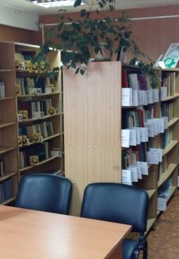 Воробьевская сельская библиотека