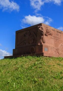 Памятник лейб-гвардии Литовскому полку от Литовского полка