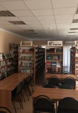Библиотека п. Агрогородок