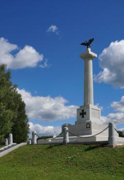 Памятник лейб-гвардии Егерскому полку и матросам Гвардейского экипажа