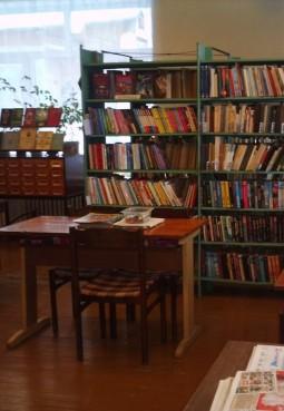 Полбинская сельская библиотека-филиал