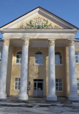 Библиотека пос. санатория им. Герцена
