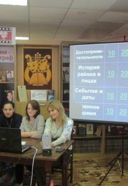 Центральная районная библиотека пос. Лотошино