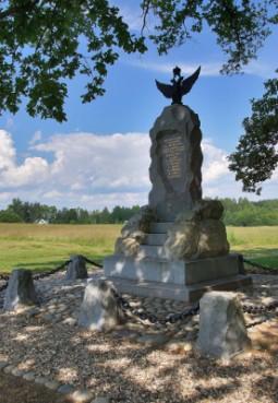 Памятник 4-й пехотной дивизии генерала Е. Вюртембергского