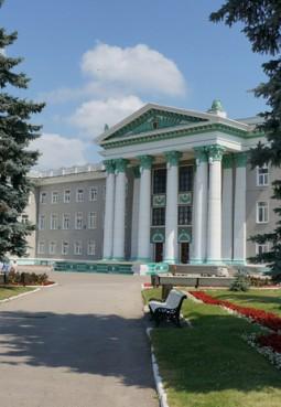 Дворец культуры г. Ступино
