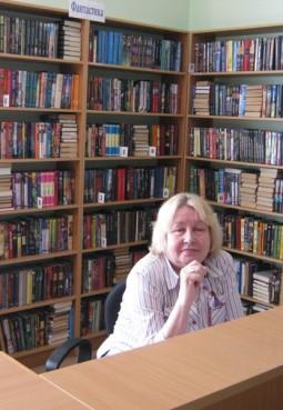 Библиотечный филиал № 7 г. Королева