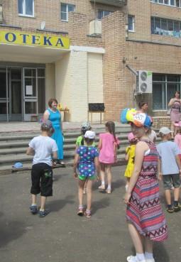 Центральная детская библиотека пос. Лотошино