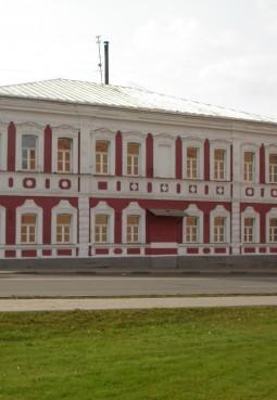 Межпоселенческая центральная библиотека имени И. И. Лажечникова