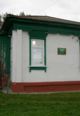 Озерицкая сельская библиотека