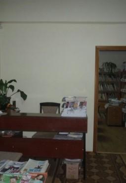 Барынинская сельская библиотека