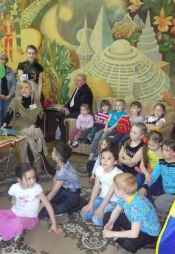 Центральная детская библиотека «Буратино»