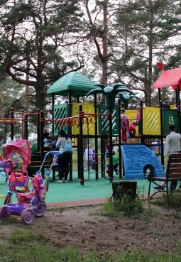 Парк культуры и отдыха «Дубки»