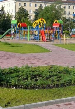«Детский парк культуры и отдыха г.Климовска»