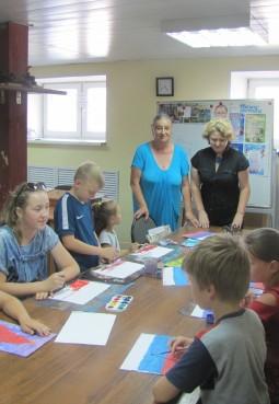 Детская библиотека п. Лунево