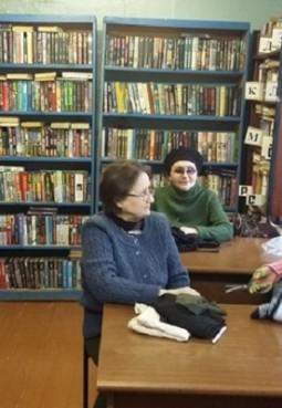 Библиотека «Мир женщины» (филиал № 9)