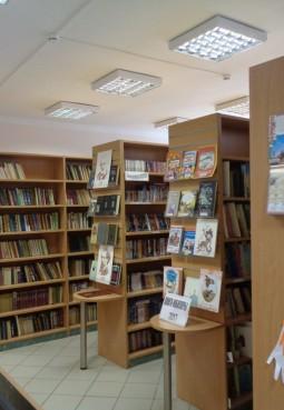 Звенигородская детская библиотека