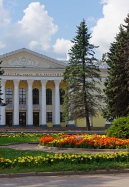 Дворец культуры им. Ю. А. Гагарина г. Сергиев Посад