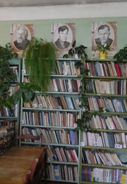 Каменская сельская библиотека