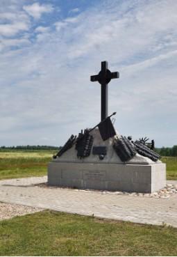 Памятник Нежинскому драгунскому полку