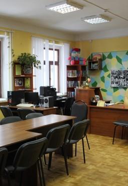 Лидинская сельская библиотека