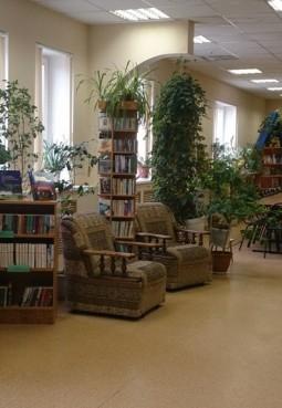 Родниковская городская библиотека