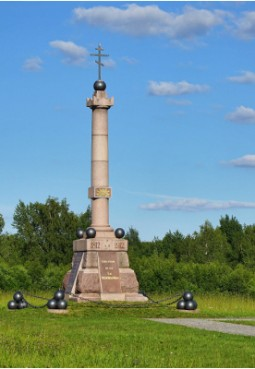 Памятник батарейной № 1 и легкой № 1 ротам лейб-гвардии Артиллерийской бригады