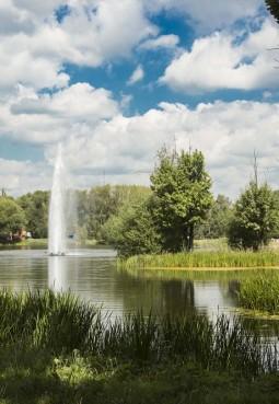 Парк «Фабричный пруд»