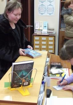 Одинцовская сельская библиотека-филиал № 22
