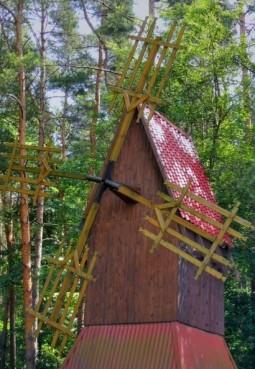 Домодедовский городской парк культуры и отдыха «Елочки»