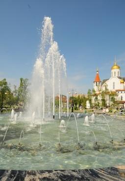 Реутовский центральный городской парк