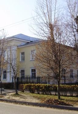 Центральная детская музыкальная школа им. Алябьева