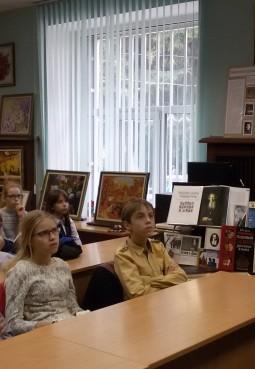 Химкинская городская библиотека № 12