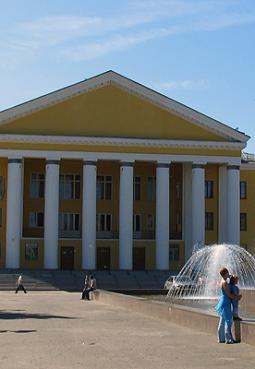 Культурный центр «Октябрь» г. Электросталь