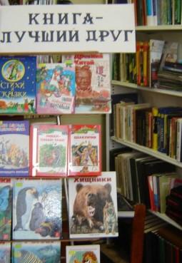 Пирочинская сельская библиотека