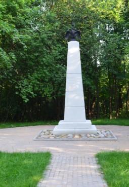 Памятник лейб-гвардии Казачьему полку