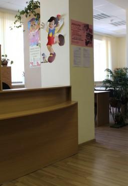 Детская библиотека пос. Белоомут