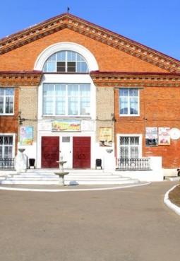 Дом культуры на площади Пушкина