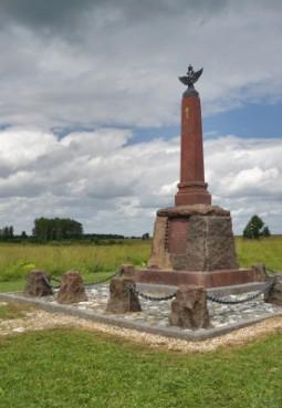 Памятник 12-й пехотной дивизии генерала И. В. Васильчикова