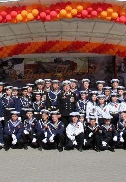 Клуб юных моряков им. Максима Сафонова
