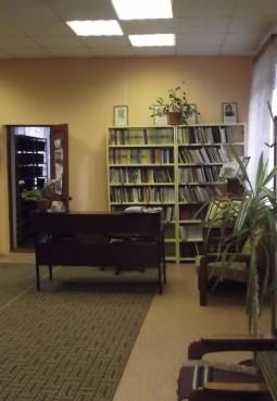 Починковская сельская библиотека-филиал