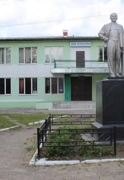 Дом культуры пос. ЦУС «Мир»