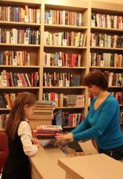 Библиотека «Читающая семья» г. Химки