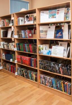 Мытищинская центральная библиотека
