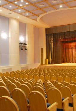 Концертно-выставочный комплекс музея-заповедника П. И. Чайковского
