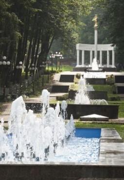 Дмитровский парк культуры и отдыха «Березовая роща»